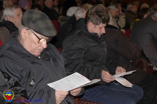 Конференция Светловодской городской организации Партии Пенсионеров Украины 28 января 2014 г. (13)