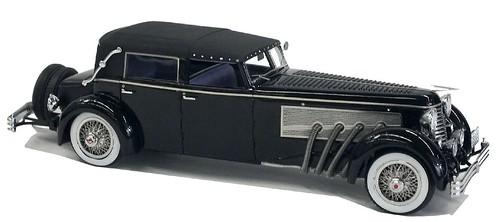 Esval Duesemberg SJ Rollston 1937