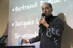 Jacques Lépine, Slow Control