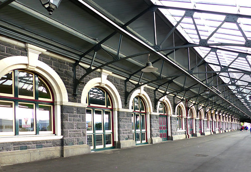 The Platform Dunedin Railway Station.