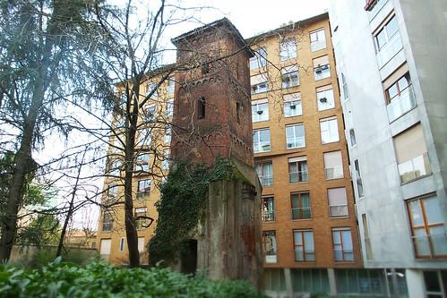 Un pezzo di storia di #Milano nascosta
