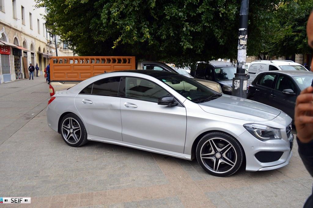 Mercedes Benz C Tunisia2015