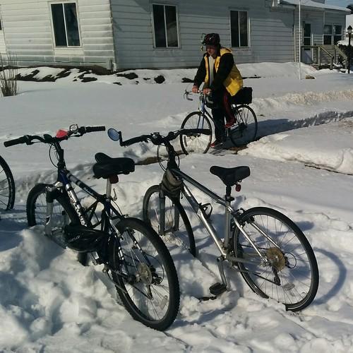 arthur biking