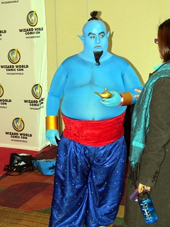 Is that three or two wishes, genie?