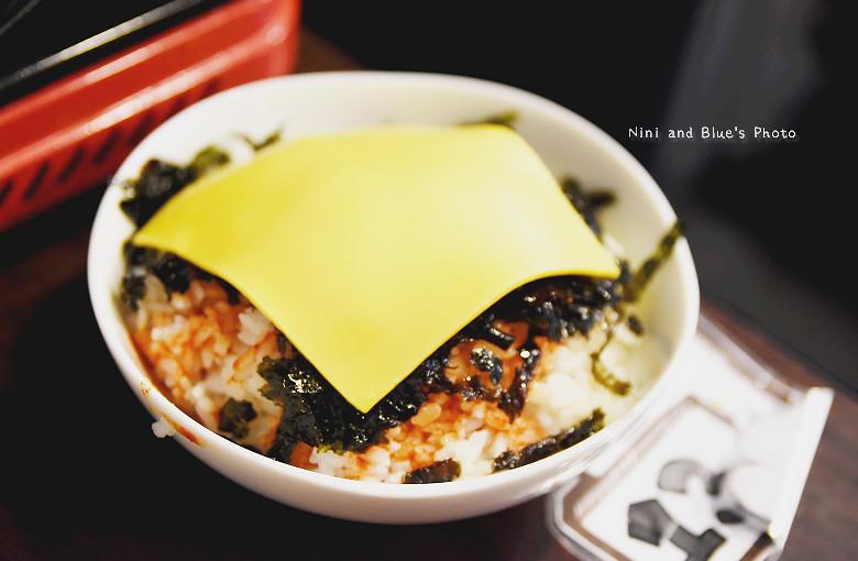 台中韓式料理一中街求求辣年糕菜單價位26
