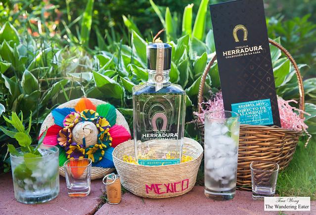 Herradura 2015 Director de Alambique Silver Tequila