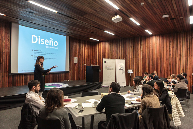 """""""Nuevas metodologías para el diseño de servicios"""""""