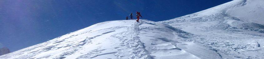 Expedition Nepal Putha Hiunchuli - Dhaulagiri 7. Foto: Dr. Stephanie Geiger.