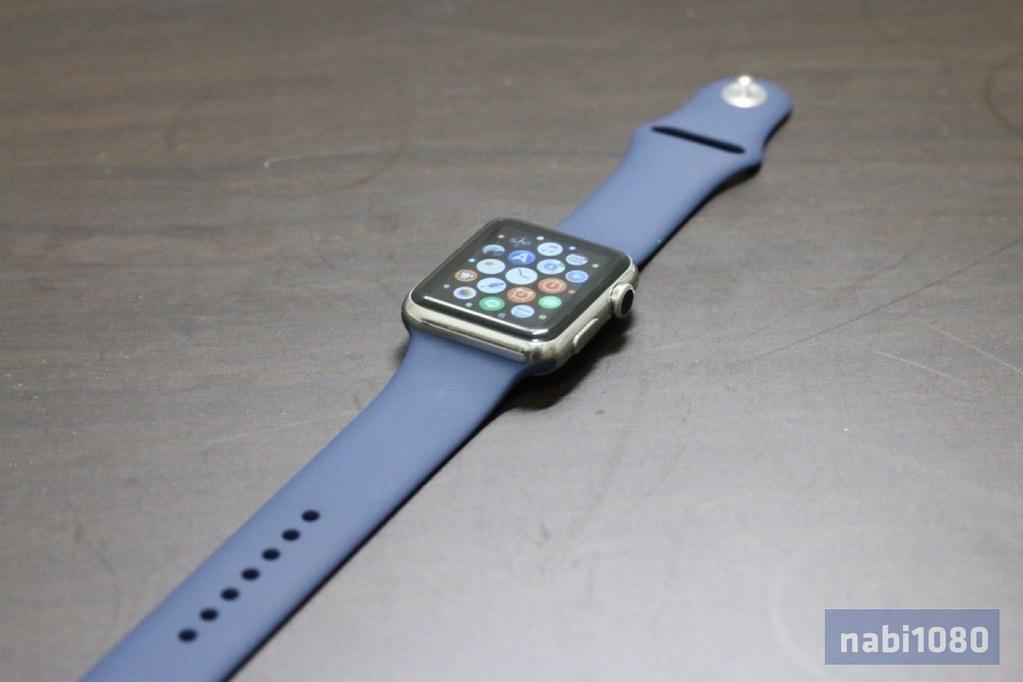 Apple Watch SportsBand08