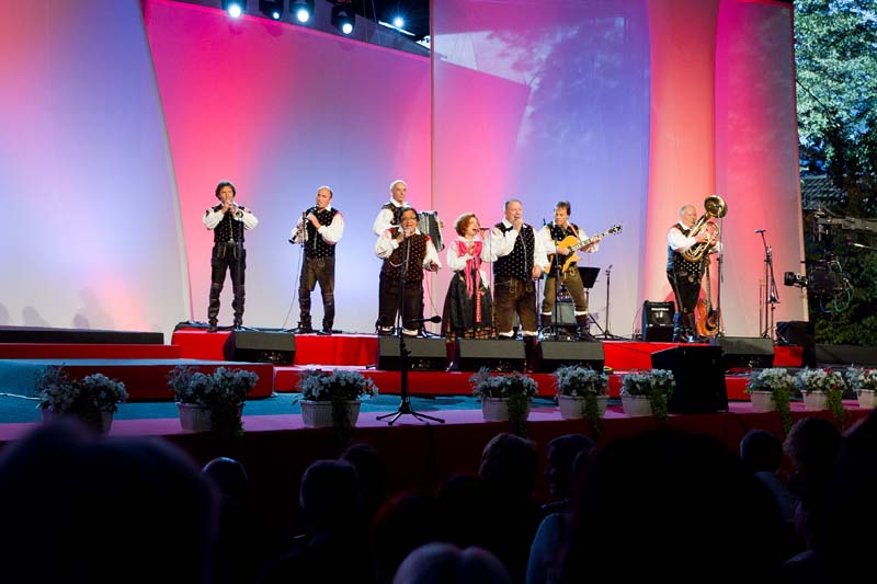 2016 Alpski kvintet in Slovenski oktet - foto: Uroš Zagožen