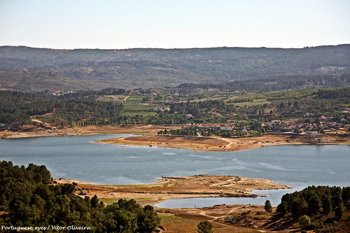Albufeira da Barragem do Vilar - Portugal