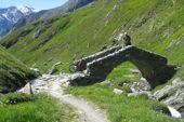 MTB-Transalp Oberstdorf - Comer See. Auffahrt zum Septimer Pass. Foto: Andi Heckmair.