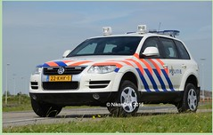 Dutch Police Touareg.