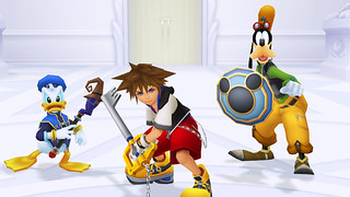 Kingdom Hearts HD 1.5 ReMIX on PS3