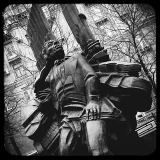 Khachaturian monument