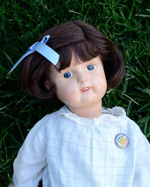 Meet Violet Elisabeth