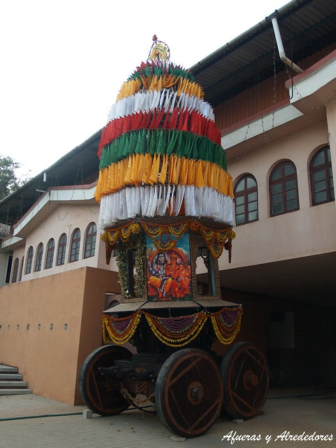 Shree Mangueshi Temple, Priol