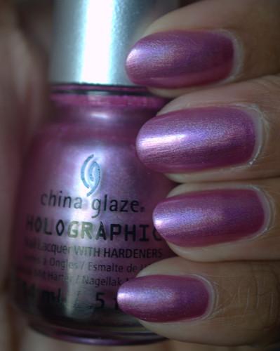 China Glaze Astro-Hot