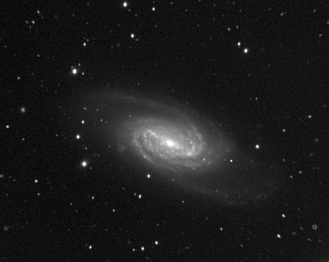 NGC2903 galaxy