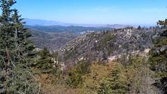 Hiking Big Bear Mountain