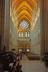 Truro Cathedral - the Nave