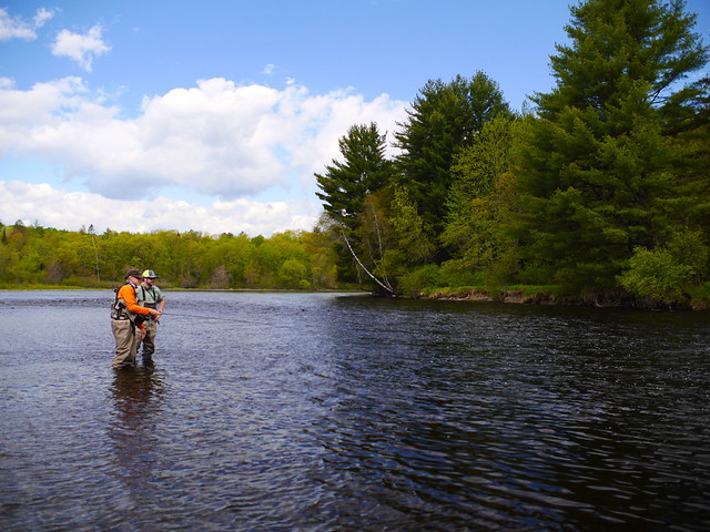 Kennebec River Solon Photo by Brian Donaghy