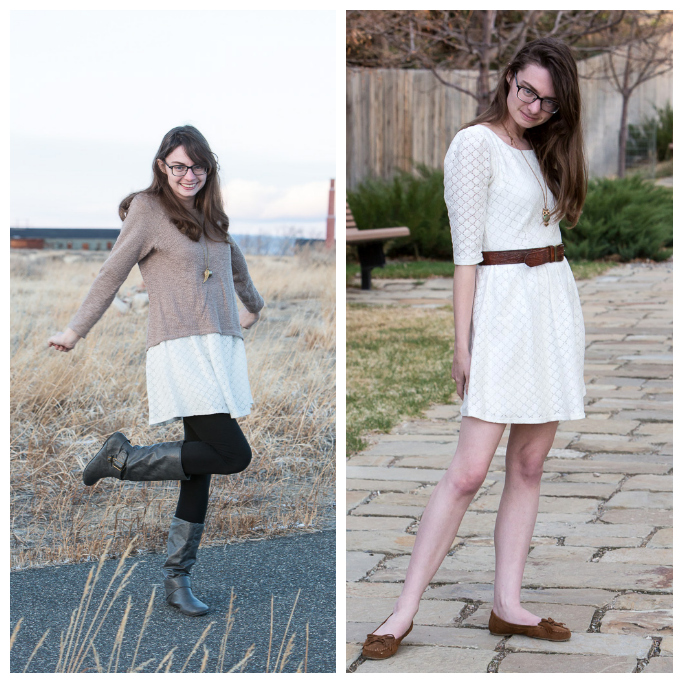 isn't it iconic dress, modcloth, white dress, remix, never fully dressed, without a style,