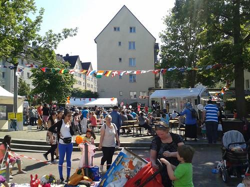 20. Stadtteilfest in Heimfeld