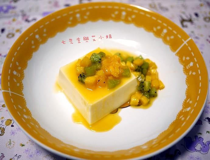 10 水果蛋豆腐