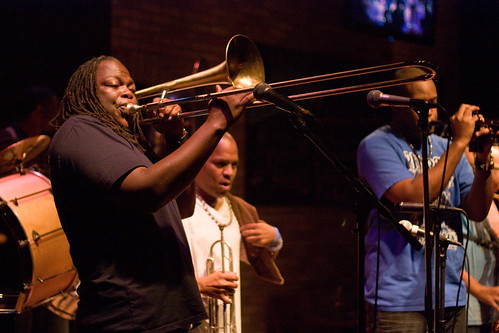 Rebirth Brass Band by gamelaner
