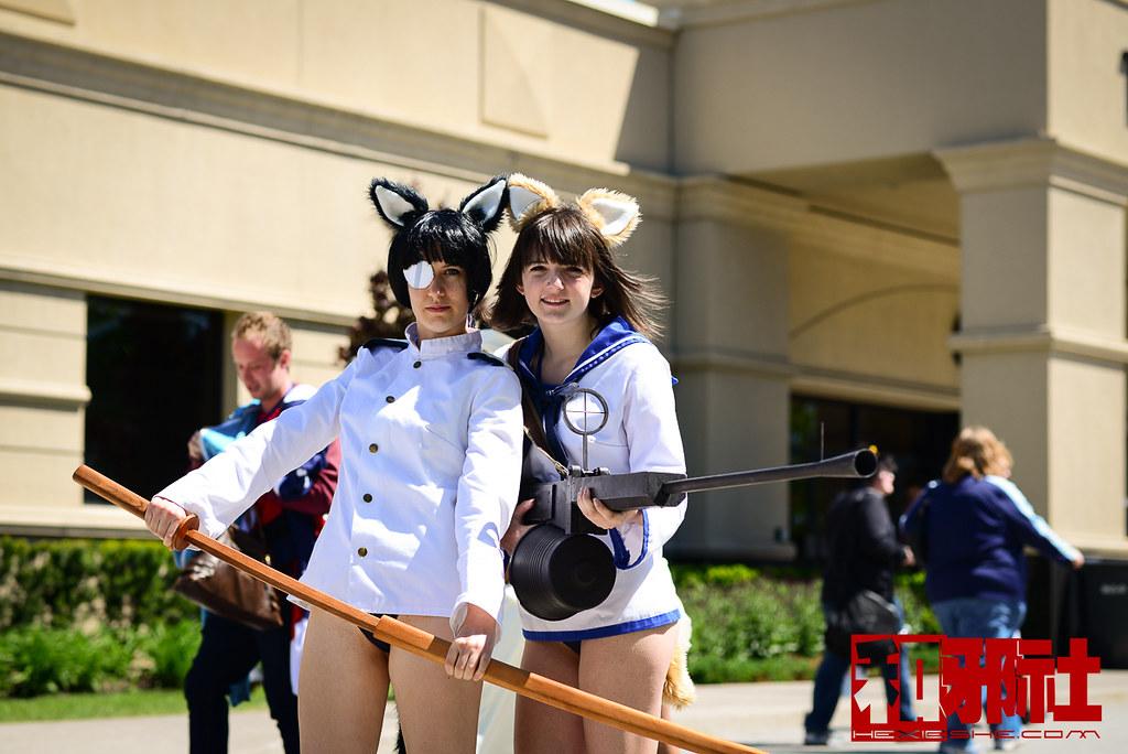 AnimeNorth 加拿大 cosplay