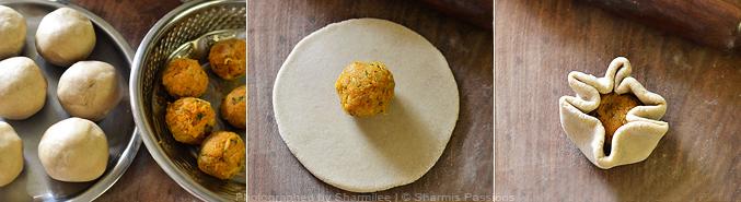 Mooli Paratha Recipe - Step5