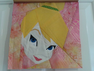 Paper Pieced Tinker Bell