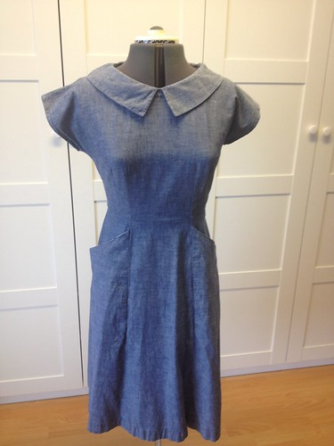 Chambray Simplicity 1577 front