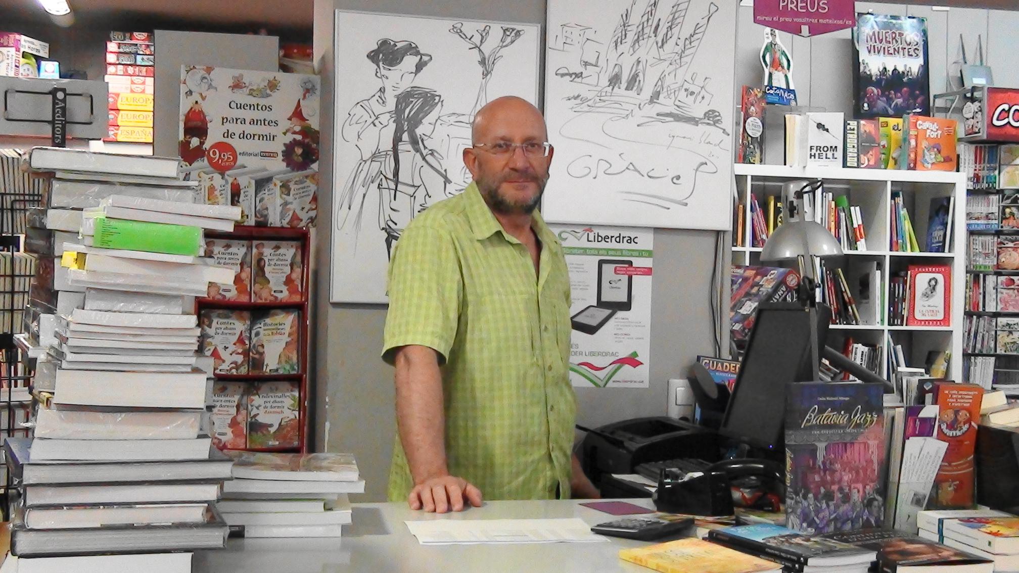Rafel Rovira, responsable de la 2 de Viladrich, que ha guanyat el premi II Memorial Pere Rodeja.