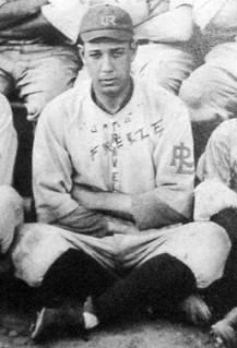 Freeze with Little Rock in 1925.