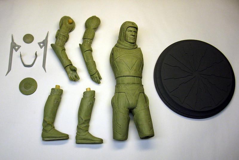 Tron - 1/6 Sark kit