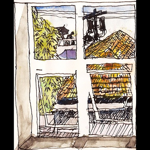 Caligrafia Urbana : Janela #saopaulocity #saopaulosp #sketchers by Dalton de Luca