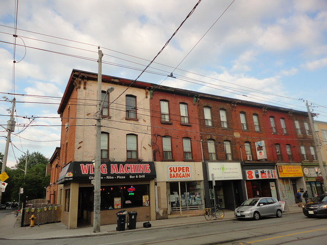 bird friendly building, Cabbagetown denizen, broken fascia boards, nesting, Wing Machine,