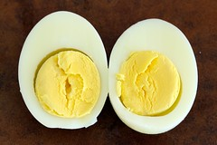 14-minute hard boiled egg