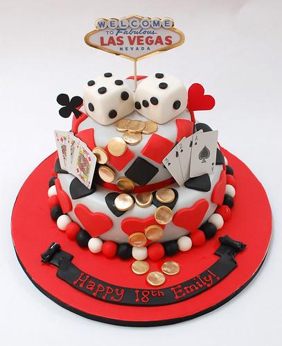 Las Vegas Cake Beautiful Birthday Cakes