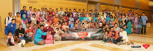 MFC Iftar 2013 @ Perbadanan Putrajaya
