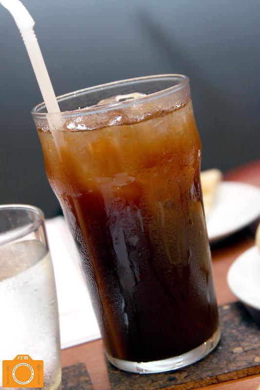 Mesclun Bistro Tamarind Iced Tea