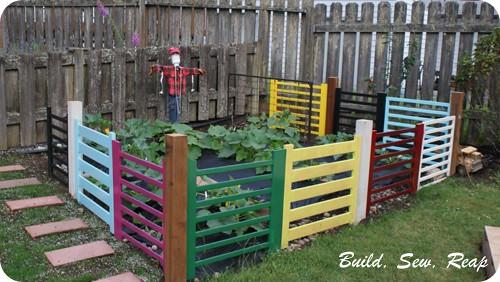 Crib Parts Fence 14