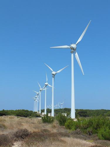 Bozcaada szélerőmű farm