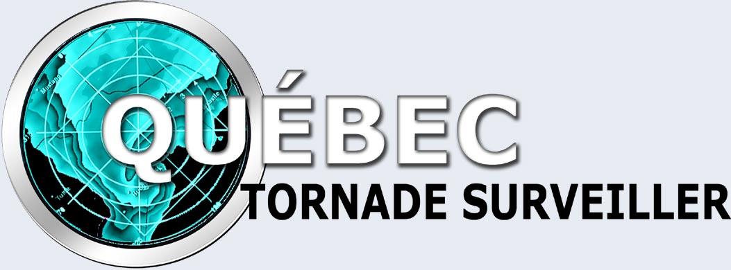 Québec Tornade Surveiller