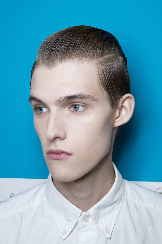 Adam Abraham3042_SS14 Paris Kris Van Assche(fashionising.com)