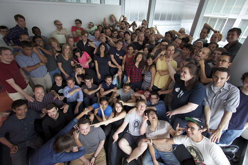 Vimeo August 2013 Family Photo