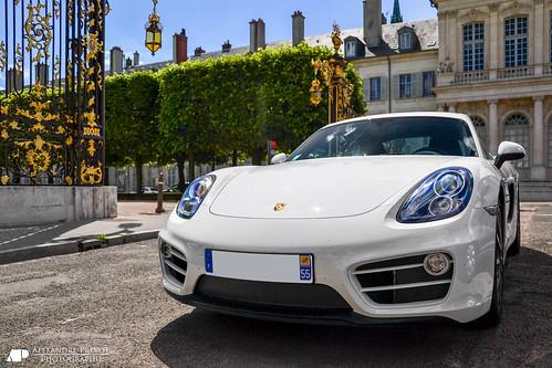 Porsche Cayman by Alexandre Prévot