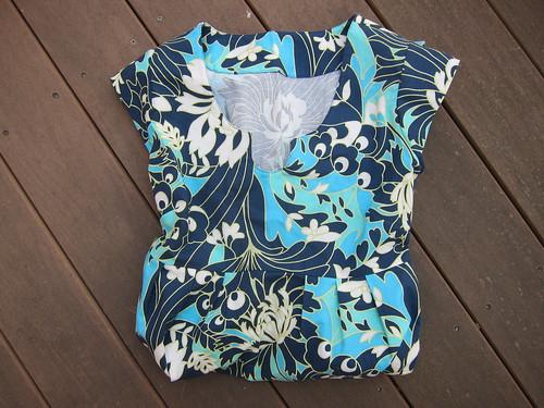 Washi Dress WIP